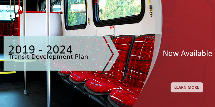 Transit Development Plan [Final - 2019 - 2024]