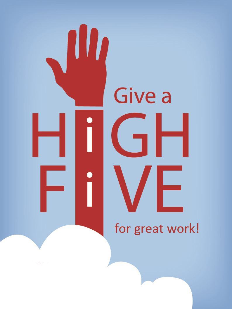 High Five Image