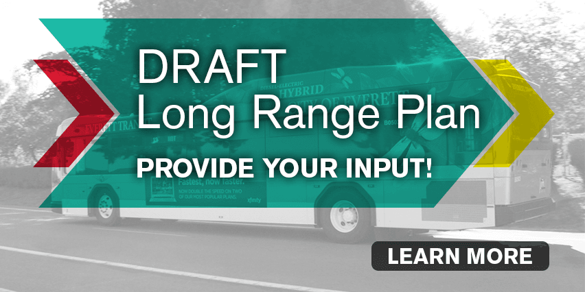 Please provide your input on our Draft Long Range Plan.